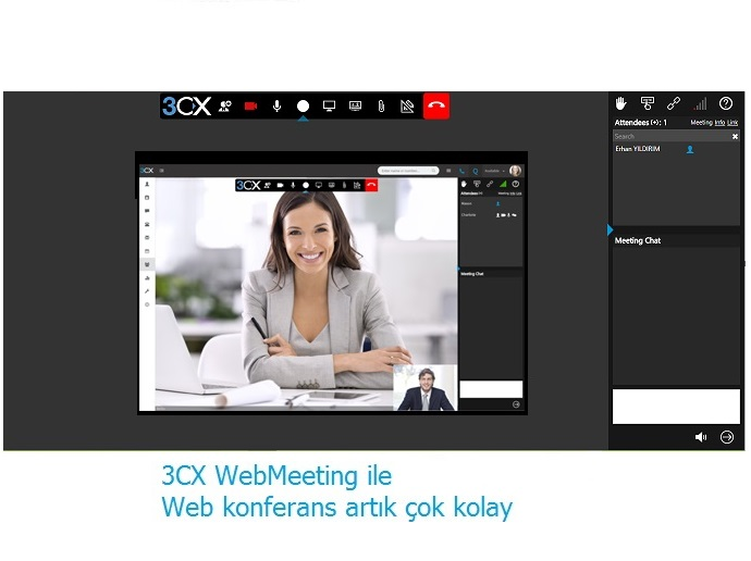 3CX Web Meeting